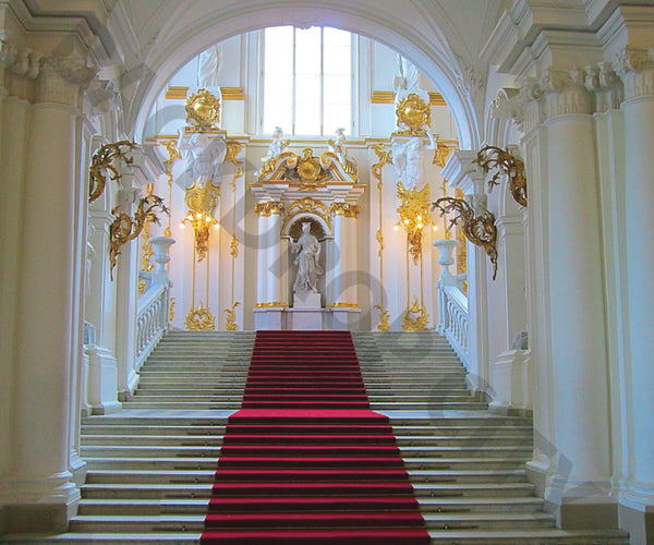 Royal Stair Backdrop