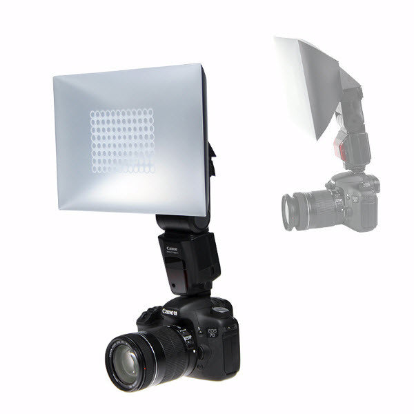Large Universal NG-280 Flash Soft Box Flash Diffuser - Backdrop City
