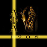 Alpha Phi Alpha Computer Printed Backdrop - Backdrop City
