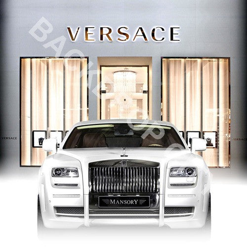 Versace & RR Computer Printed Backdrop - Backdrop City