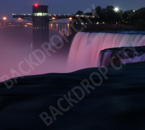 Niagara Falls Computer-Printed Backdrop - Backdrop City