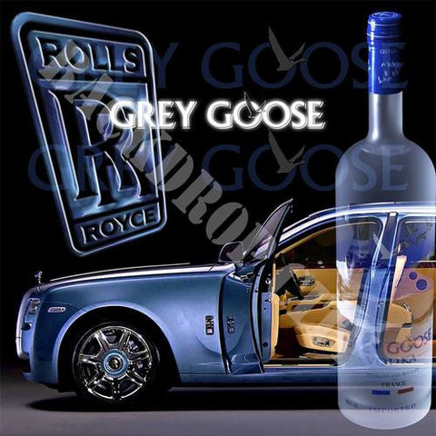 Rolls & Goose Computer Printed Backdrop - Backdrop City