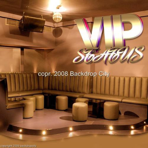 VIP Computer-Printed Backdrop - Backdrop City