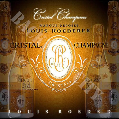CRISTAL Computer Printed Backdrop - Backdrop City