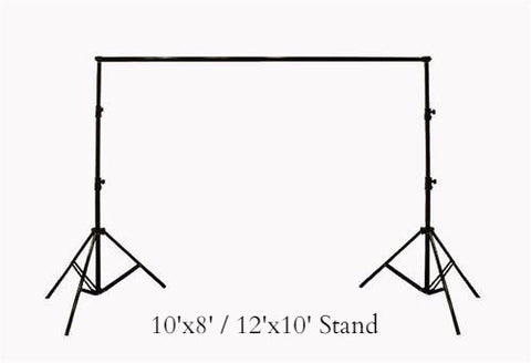 HEAVY DUTY BACKDROP STAND