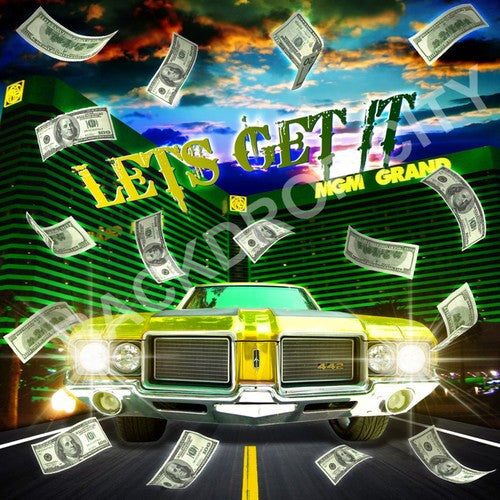 LETS GET IT - Digital Image File - Backdrop City