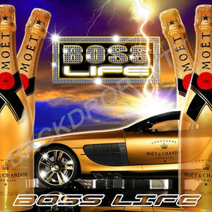 BOSS LIFE 1 - Digital Image File - Backdrop City