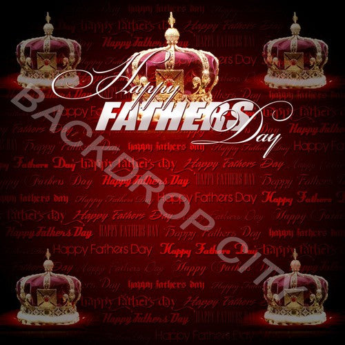 FATHERS DAY - Digital Image File - Backdrop City