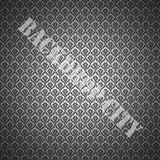 Black-And-White Damask Computer Printed Backdrop - Backdrop City