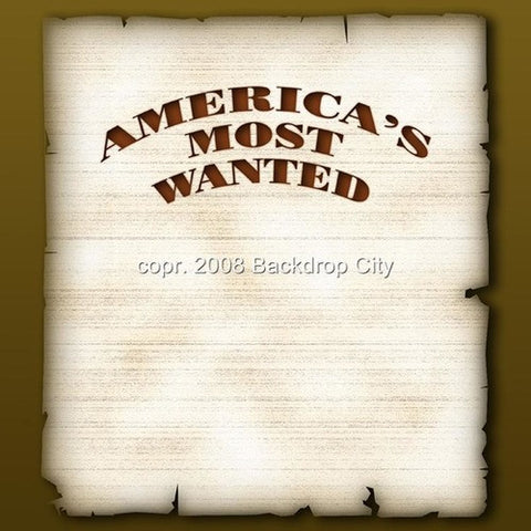 America's Most Wanted Digital Image File