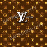 Louis Vuitton Digital Image File - Backdrop City