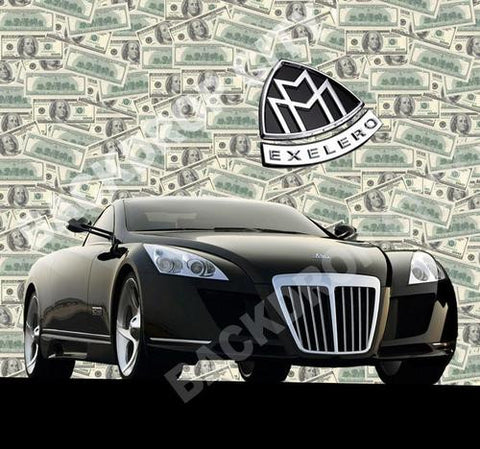 Benjamins Maybach Digital Image File