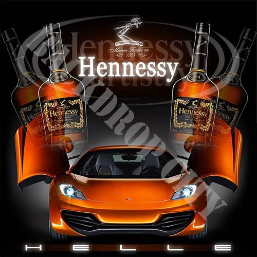 Hennessy- Helle Computer Printed Backdrop - Backdrop City
