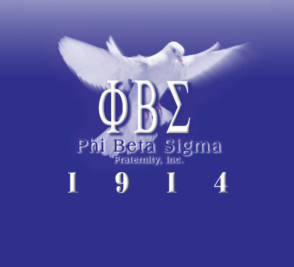 Phi Beta Sigma (Fraternity) Digital Image