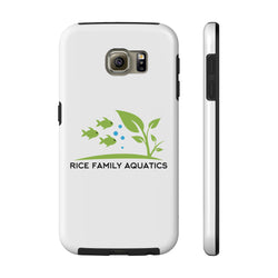 Tough Samsung Galaxy S6- White - Rice Family Aquatics