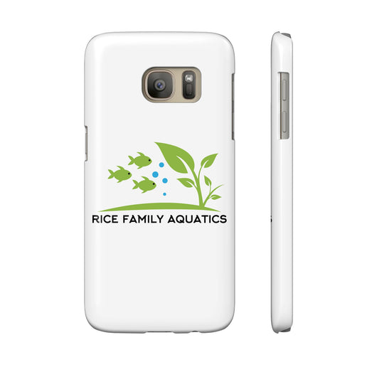 Slim Samsung Galaxy S7- White - Rice Family Aquatics