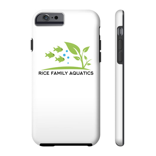 Tough Iphone 6/6s- White - Rice Family Aquatics
