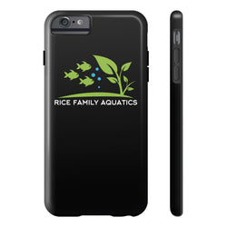 Tough Iphone 6/6s Plus- Black - Rice Family Aquatics