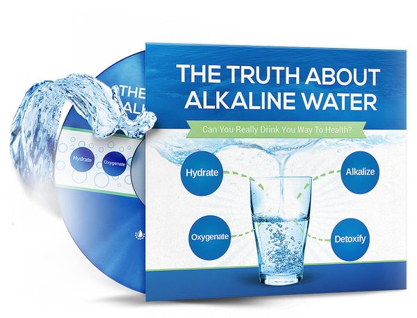 Alkaline Water Sharing DVDs