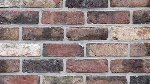 65mm Gothic Brick Sample