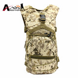 Tactical 600D 15L Waterproof Hand Carry Backpack Military Hunting Camouflage DEC Utility Pack Cycling Hiking Shoulder Bag