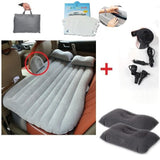 Custom Inflatable Car Air Mattress - great for road trips - camping and more.