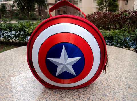 Awesome New Captain America Backpack -  You'll Love It!