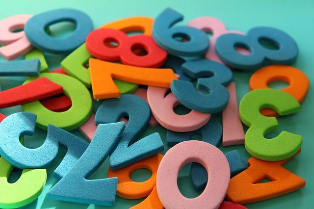 6 Easy Ways to Teach Numbers to Your Child