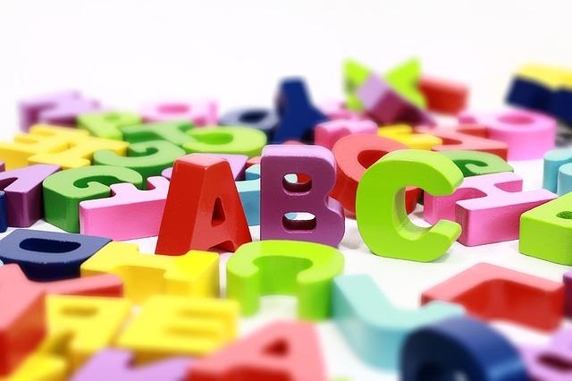 7 Tips for Teaching Your Child Letters of the Alphabet