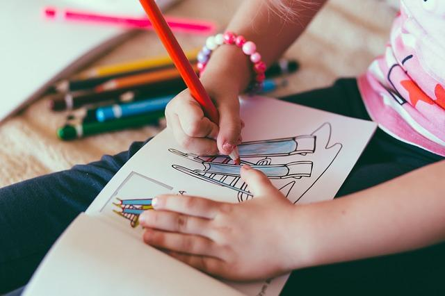 Coloring: A Simple Way to Boost Your Child's Confidence