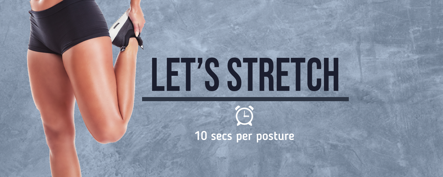 LET'S STRETCH