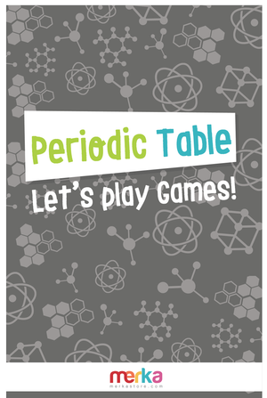 Printables - Science - Periodic Table Games