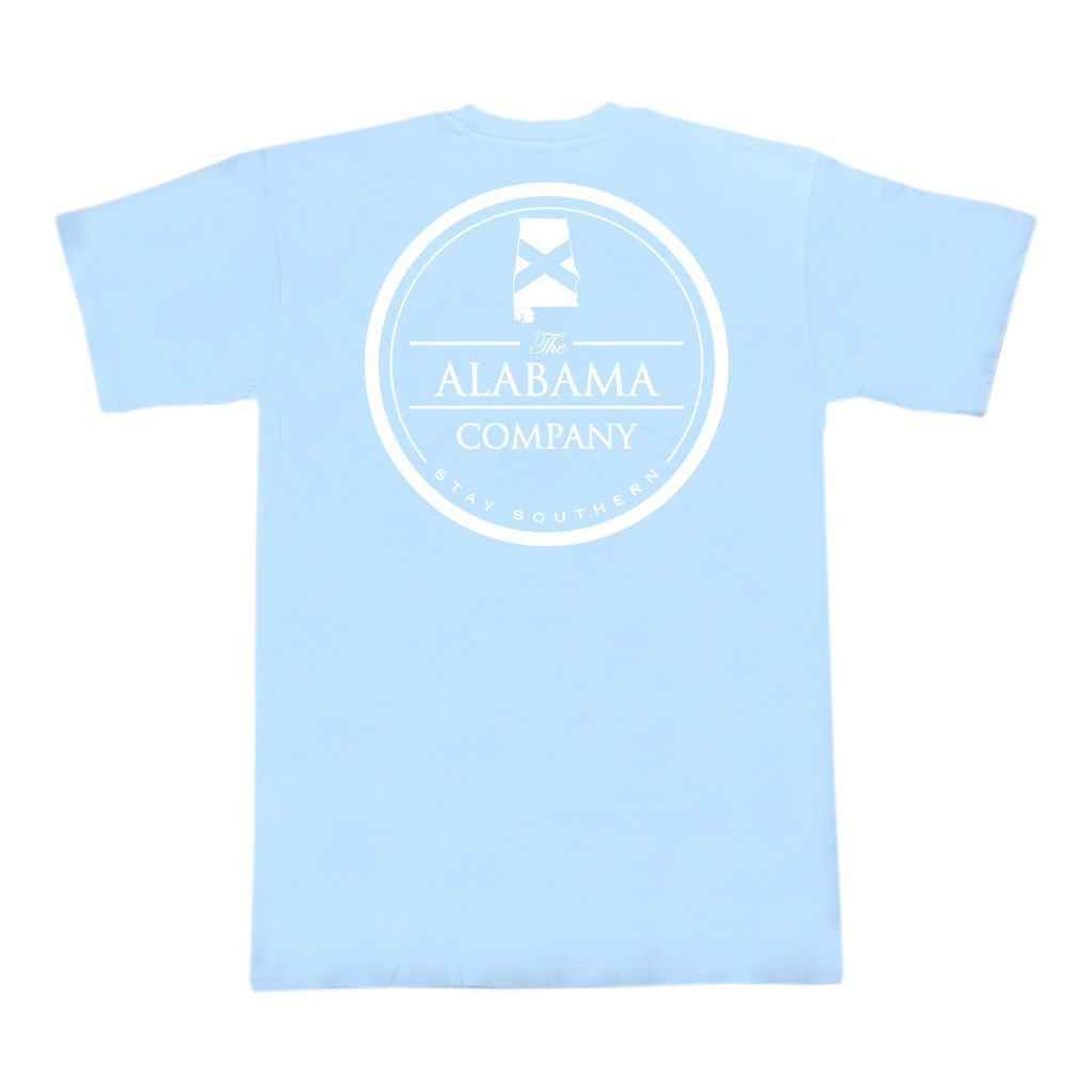Alabama Short Sleeve Pocket Tee