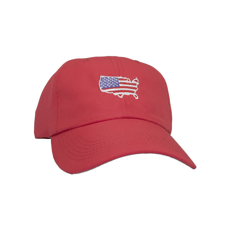 USA Classic Adjustable Performance Hat