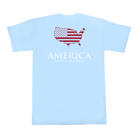American Co. Patton Short Sleeve Pocket Tee