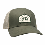 And God Made A Farmer Mesh Back Trucker Hat