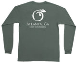 Atlanta, GA Long Sleeve Hometown Tee