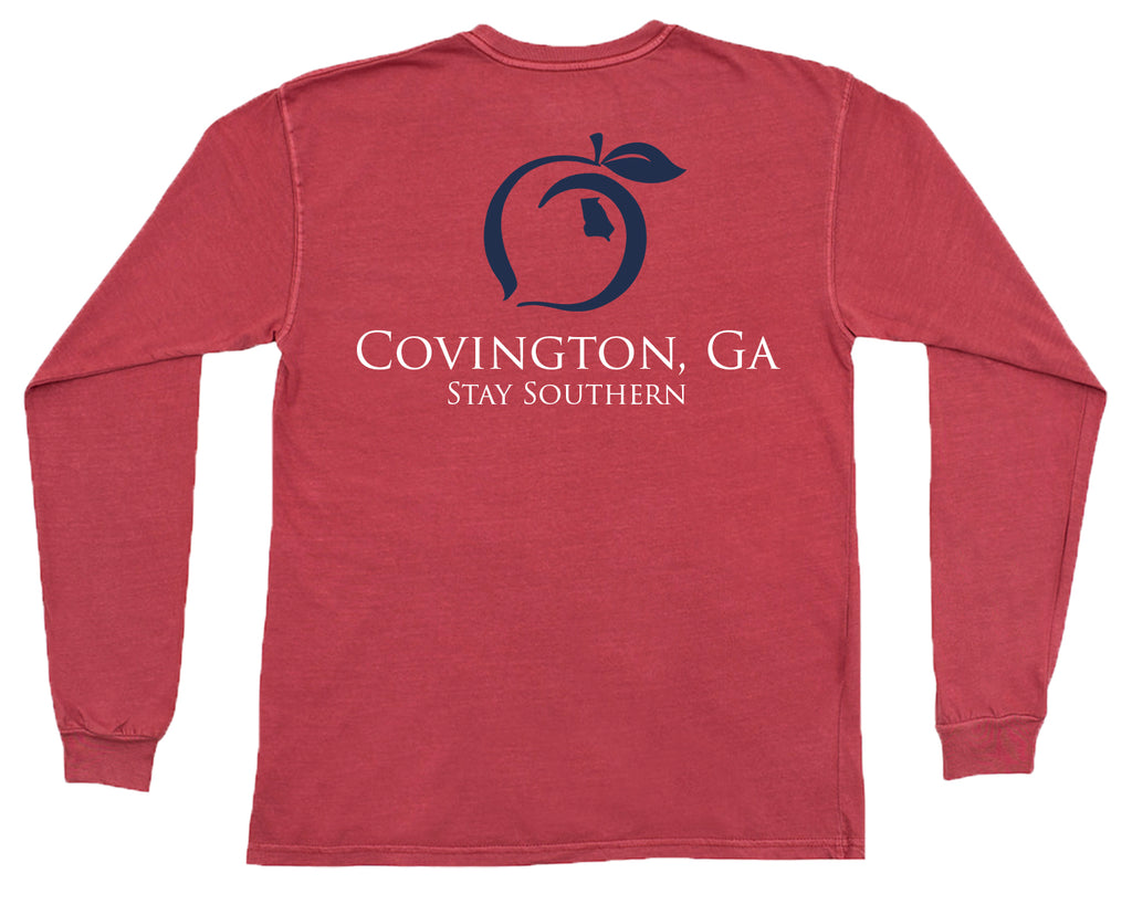 Covington, GA Long Sleeve Hometown Tee