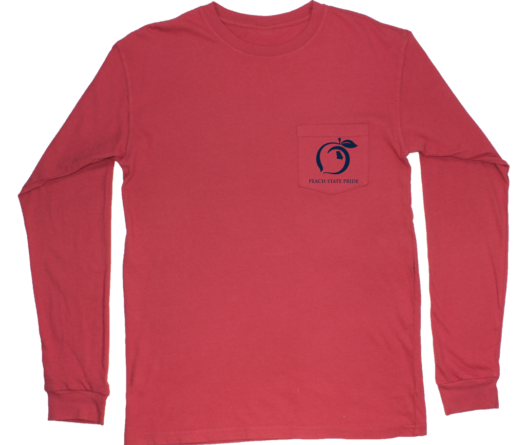 Topo Quail Long Sleeve Pocket Tee