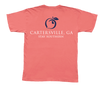 Cartersville, GA Short Sleeve Hometown Tee