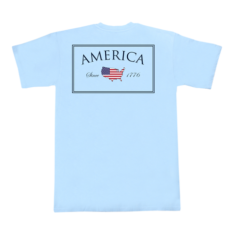 Abe Lincoln Short Sleeve Tee