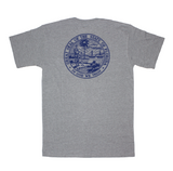 Florida State Seal Short Sleeve Pocket Tee