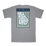 Georgia Agriculture & Commerce Short Sleeve Tee