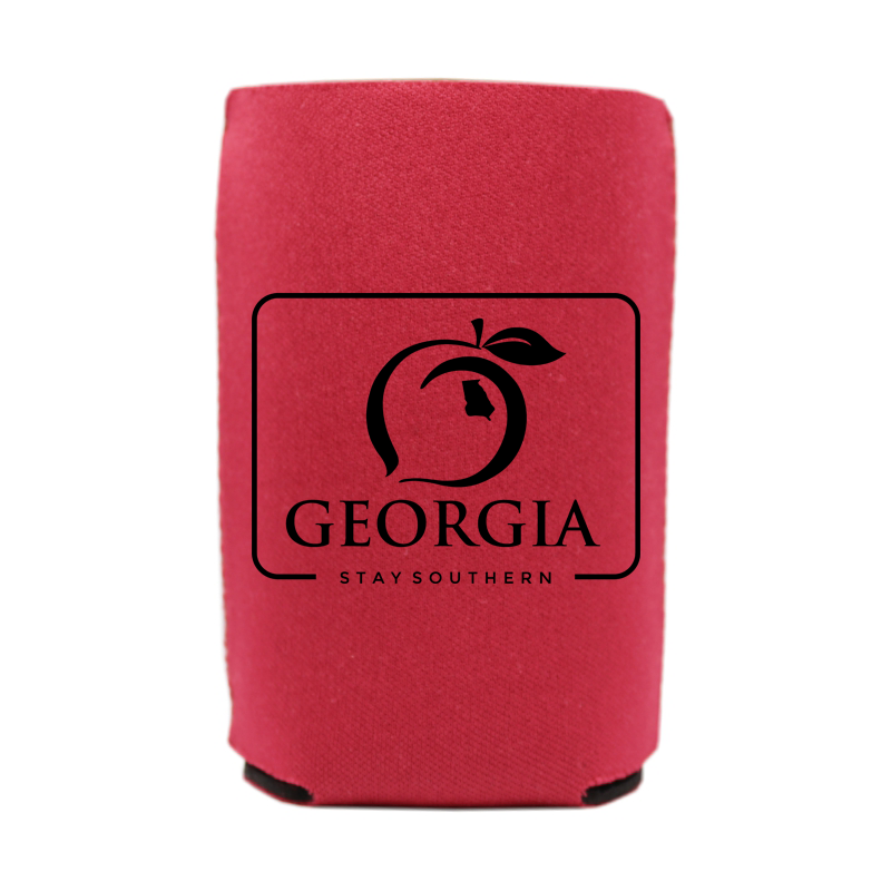 Georgia Patch Koozie