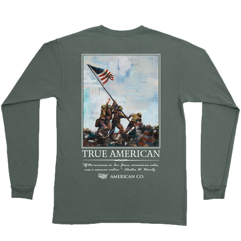 America Established Short Sleeve Tee