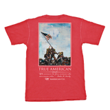American Co. Iwo Jima Short Sleeve Pocket Tee