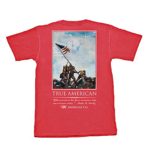 Lady Liberty Short Sleeve Tee
