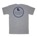 Louisiana Short Sleeve Pocket Tee