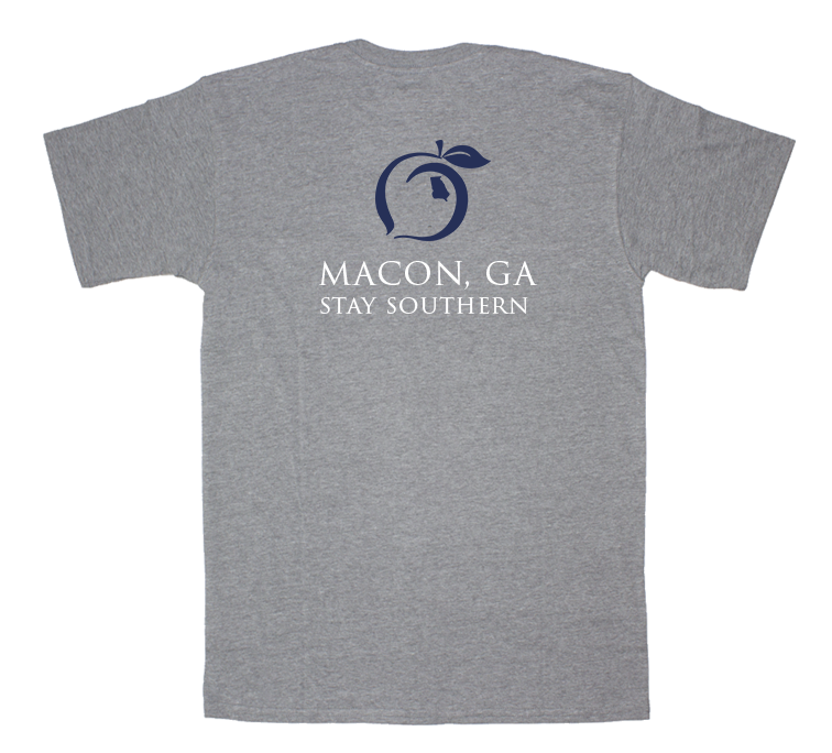 Macon, GA Short Sleeve Hometown Tee