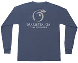 Marietta, GA Long Sleeve Hometown Tee